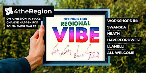 Regional VIBE Workshop - Haverfordwest