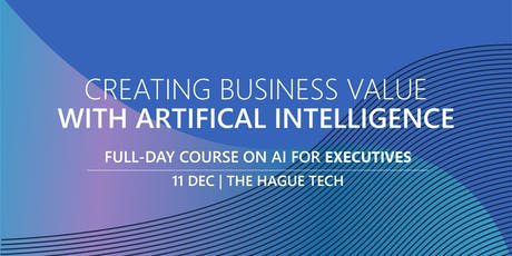 Executive AI - full-day course on Artificial Intelligence for Business tickets