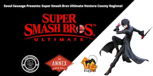 Seoul Sausage Presents: Super Smash Bros Ultimate Ventura County Regional