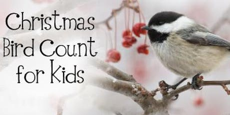 2019 Christmas Bird Count for Kids tickets