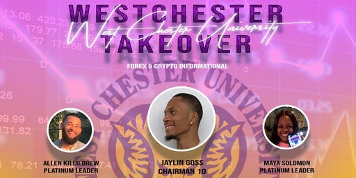 Westchester Takeover (Intro to Foreign Exchange and Cryptocurrency Market)