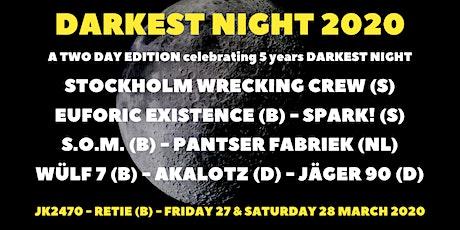 Darkest Night 2020 - 2 Days edition tickets