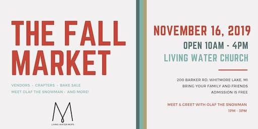 The Fall Market - A Craft & Vendor Event