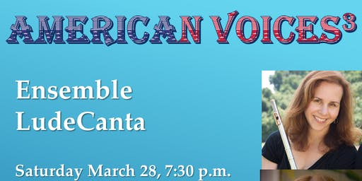 AMERICAN VOICES3 – ENSEMBLE LUDECANTA
