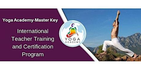 Yoga Academy-Master Key International Teacher Training & Certification Program entradas