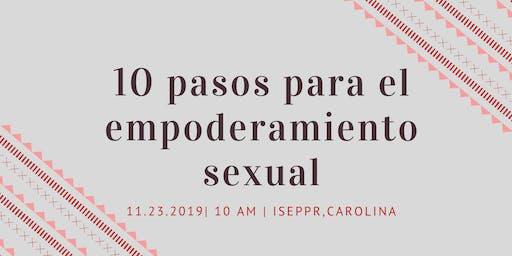 10 pasos para el empoderamiento sexual