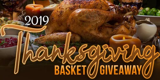 Bright Star Church & Community Outreach Thanksgiving Basket Give Away