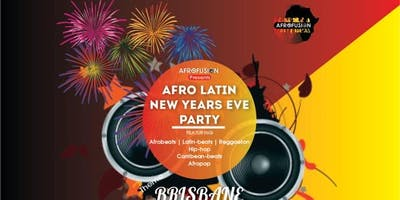 Afro-Latin New Year's Eve Party