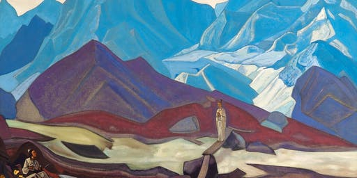 Frank Perry: The Sound and The Light of Himalayas