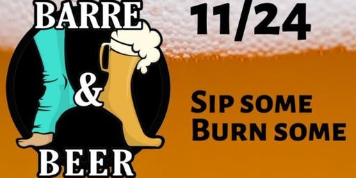 Barre & Beer !!