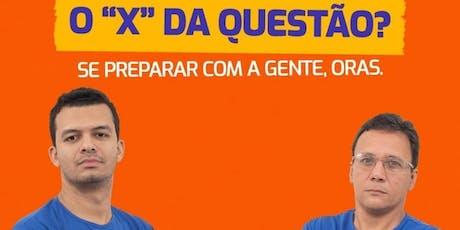 PAES - REVISÃO SEGUNDA ETAPA ingressos