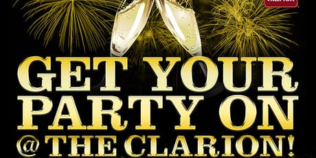 Get Your Party On @ The Clarion! tickets