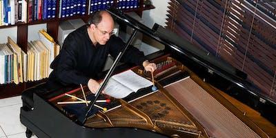 """JOSÉ LÓPEZ, PIANO: """"THE JUDAIC MUSE"""""""