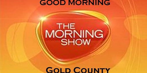 GOLD COUNTY GOOD MORNING SHOW presented by Creative Community Coop