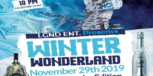 Winter Wonderland The Winter Bunnies Edition