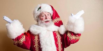 Holiday Open House and Pet Pictures with Santa