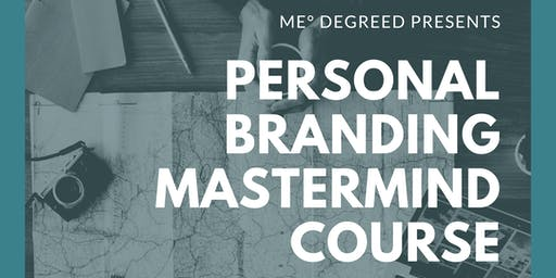 Personal Brand Mastermind Workshop