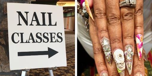Nail Tech Event of the Smokies 2020
