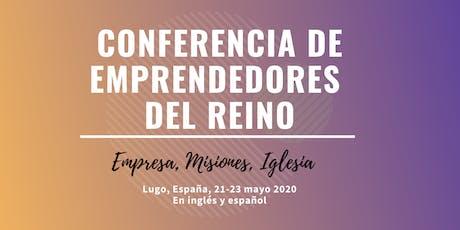 21-23 mayo 2020  Conferencia de Emprendedores del Reino tickets