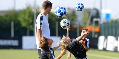 Youth Soccer Coaching, Small Group Training.