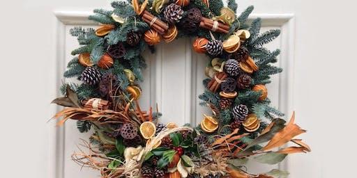 Create a Wreath Workshop