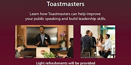 Brampton West Toastmasters tickets
