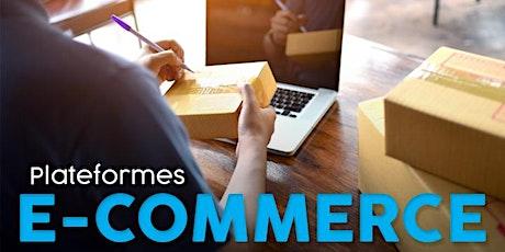 FORMATION e-COMMERCE A DOMICILE(Chez Vous) billets
