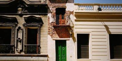 Casa Mínima: la casa más angosta de la ciudad