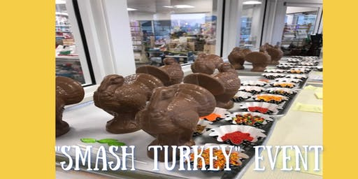 Smash Turkey Event at Dolle's