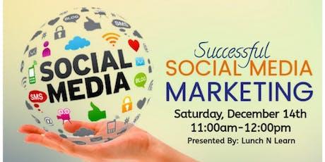 Successful Social Media Marketing tickets