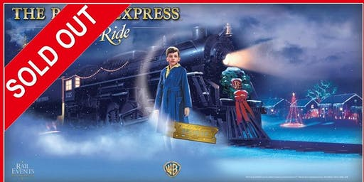 THE POLAR EXPRESS™ Train Ride - Baldwin City, Kansas - 11/23 / 4:15 PM