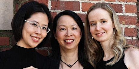 TRIO 180 - Faculty piano trio-in-residence at the University of the Pacific tickets