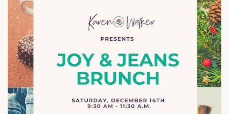 Joy & Jeans Brunch tickets