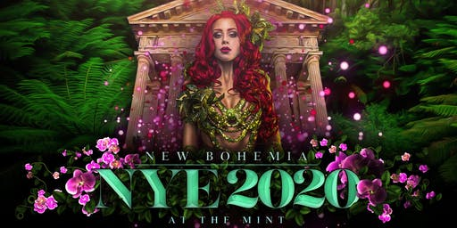New Bohemia NYE 2020 : At the Mint