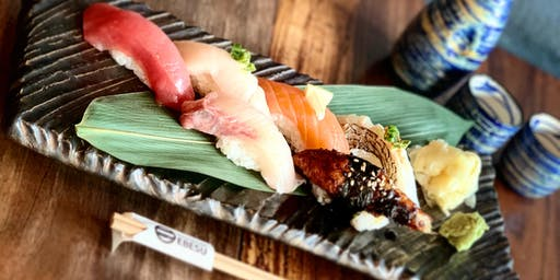 Ebesu Robata & Sushi  Pre Thanksgiving  Dinner