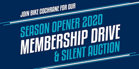 Bike Cochrane Season Opener Membership Drive tickets