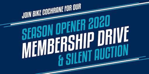 Bike Cochrane Season Opener Membership Drive