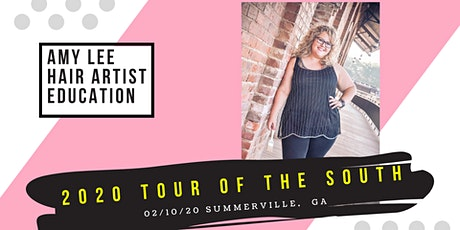 Sunlights Balayage with Amy Lee's Tour of the South - Summerville, GA tickets