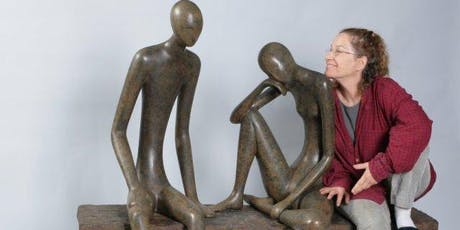 Meet Internationally Renowned Sculptor Ruth Bloch at The Englishman Fine Art  tickets