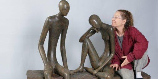 Meet Internationally Renowned Sculptor Ruth Bloch at The Englishman Fine Art