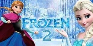 Frozen Take 2/ Black Friday 9:30AM