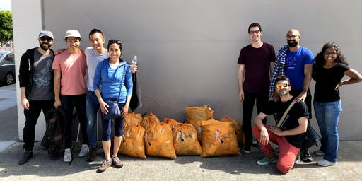 Street Clean Up: Mission District
