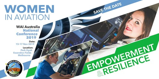 Women in Aviation International (WAI) Australia National Conference