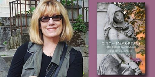 Carolyn Campbell - City of Immortals