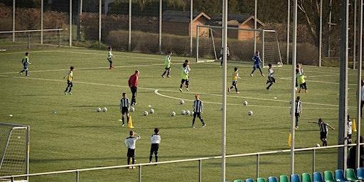 Youth Soccer Coaching, Mini Training Camp - Cherry Creek