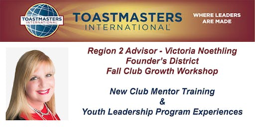 New Club Mentor Training & Youth Leadership Experiences *FREE *