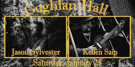 Jason Sylvester and Kellen Saip Acoustic Concert tickets