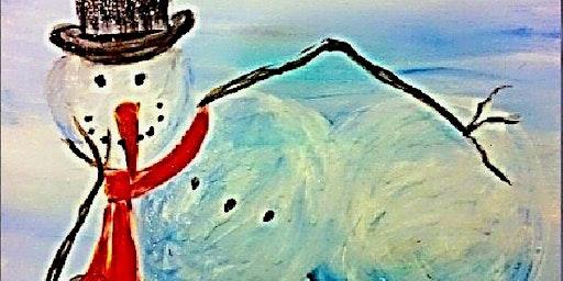 Paint Wine Denver Sassy Thurs Dec 12th 6:30pm $35