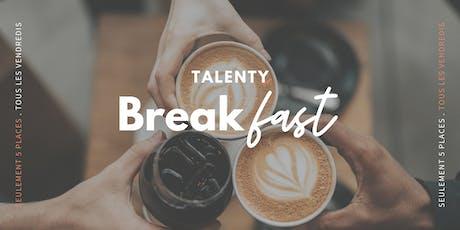 TALENTY Breakfast billets