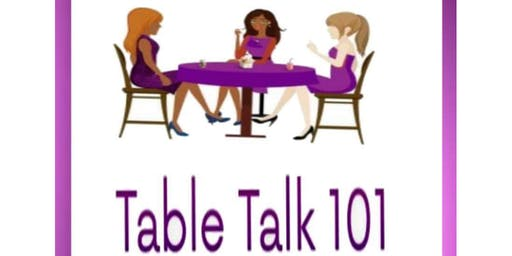 December Table Talk Experience